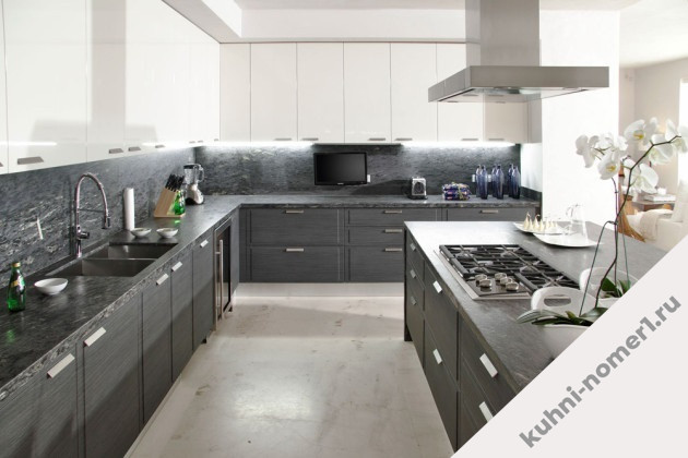 Кухня 454 фото