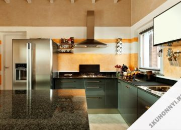 Кухня 485 фото