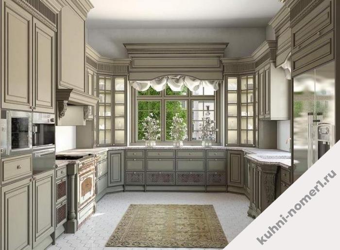 Кухня 501 фото