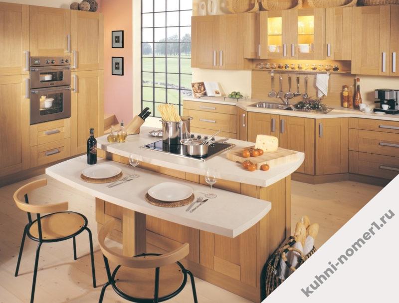 Кухня 505 фото