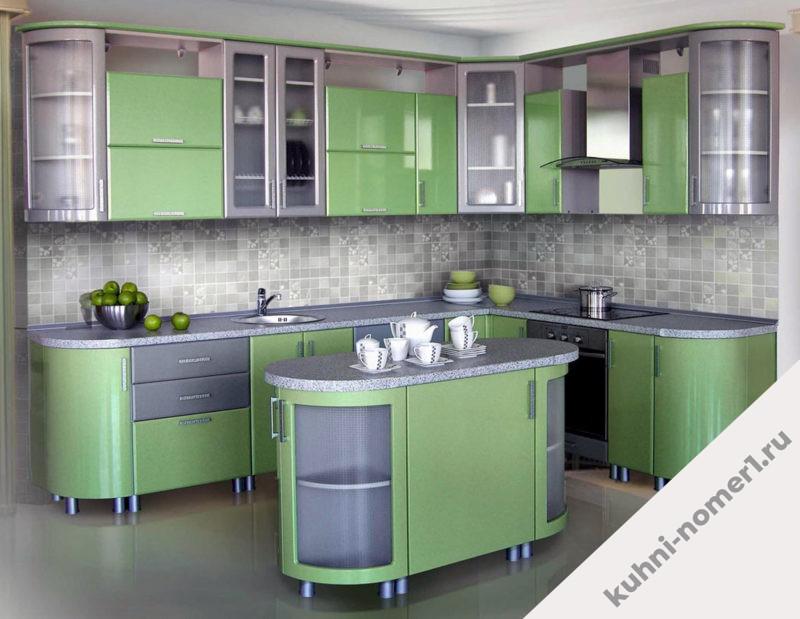 Кухня 521 фото