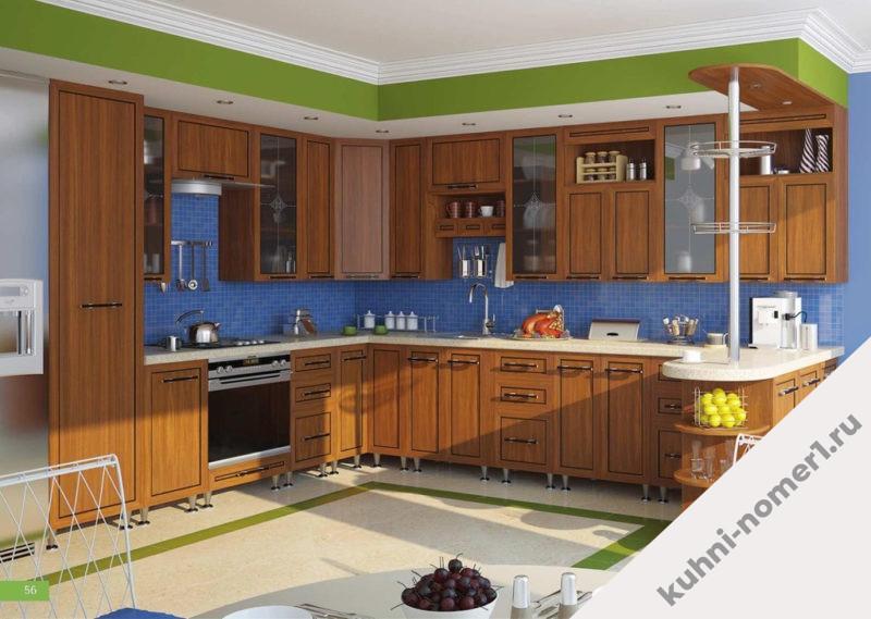 Кухня 534 фото