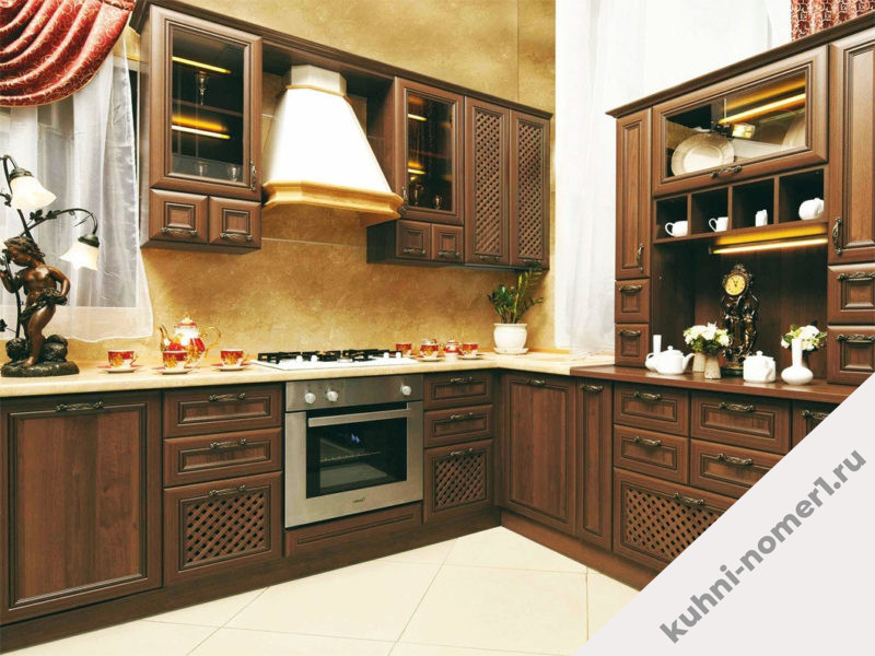 Кухня 537 фото