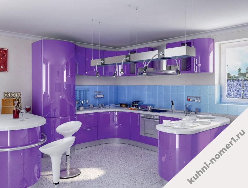 Кухня 540 фото