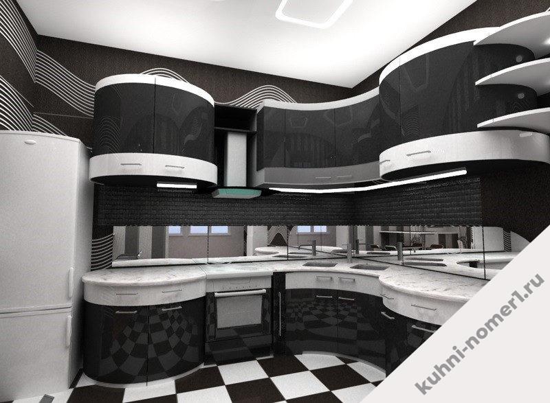 Кухня 541 фото