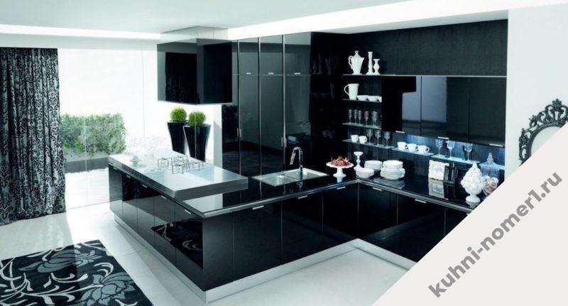 Кухня 589 фото