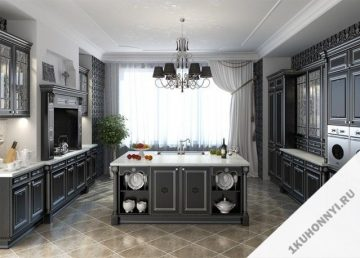 Кухня 592 фото