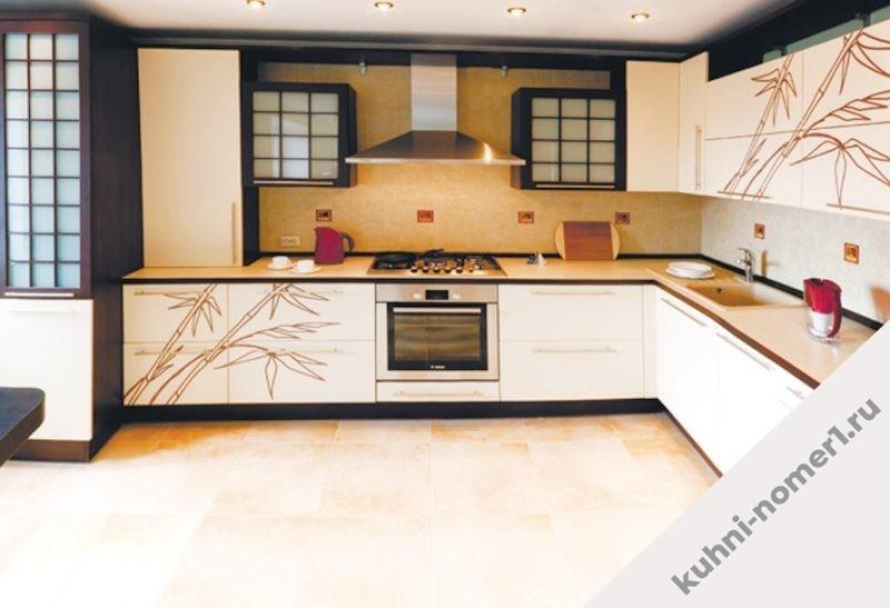 Кухня 607 фото