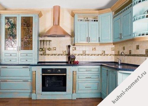 Кухня 613 фото
