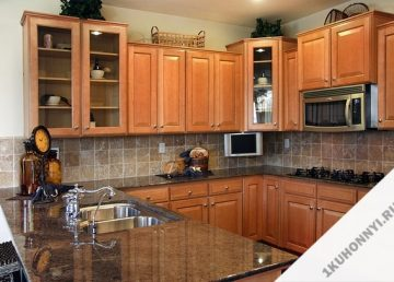Кухня 621 фото