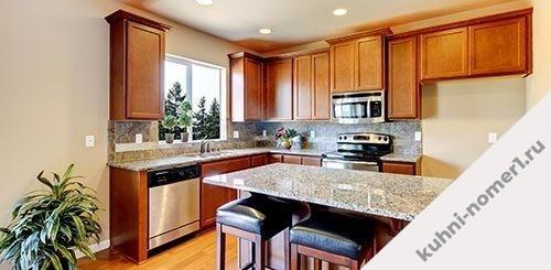 Кухня 636 фото