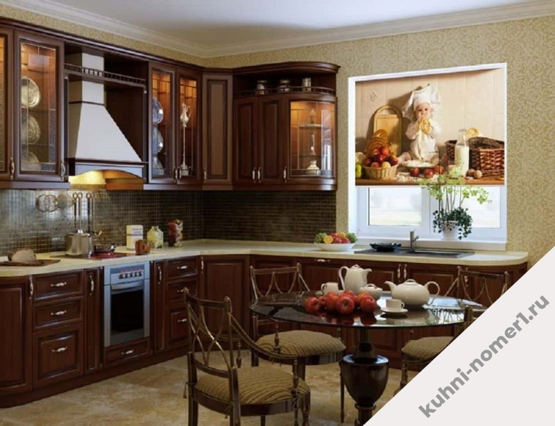 Кухня 652 фото