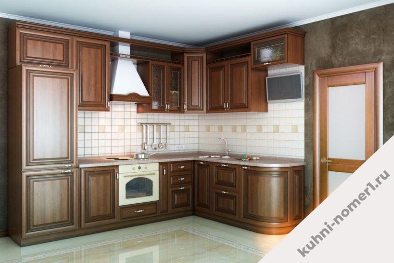 Кухня 653 фото