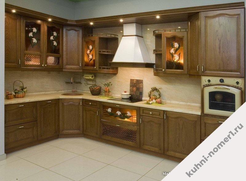 Кухня 656 фото
