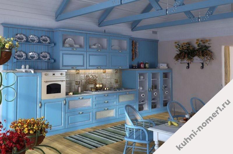 Кухня 658 фото