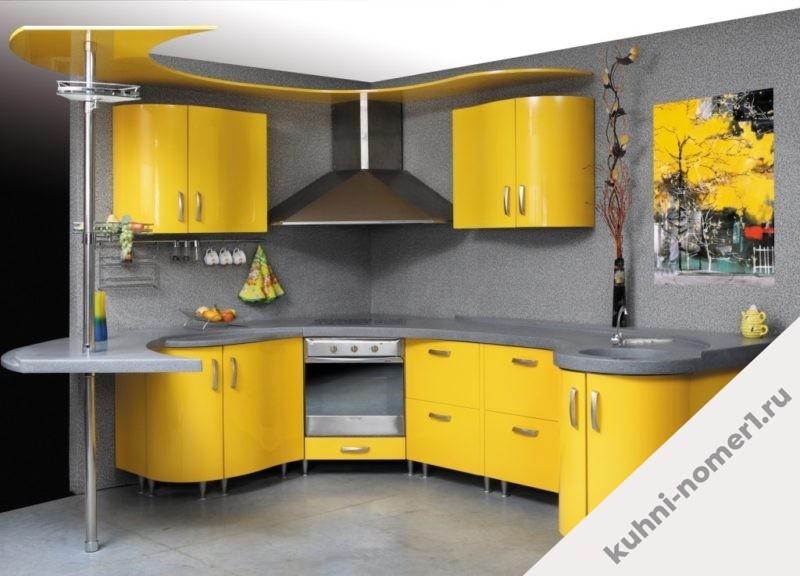 Кухня 674 фото
