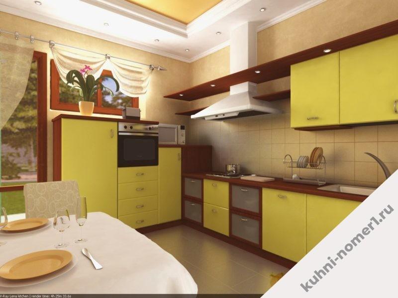 Кухня 678 фото