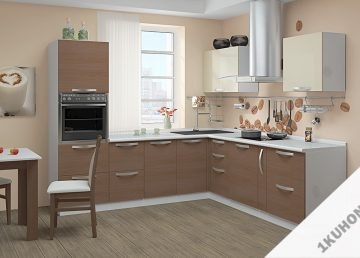 Кухня 681 фото