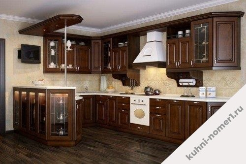 Кухня 682 фото