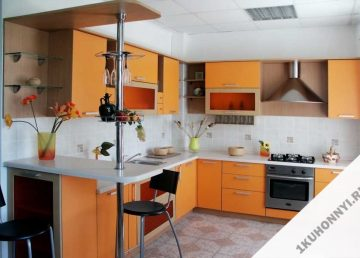 Кухня 687 фото