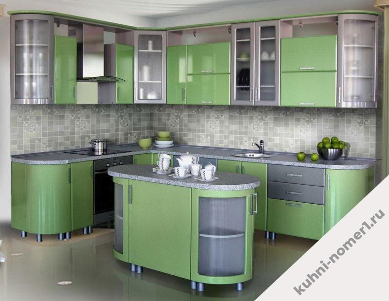 Кухня 696 фото