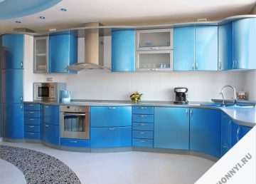 Кухня 704 фото