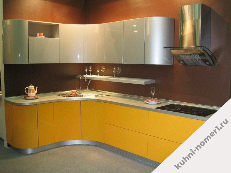 Кухня 706 фото
