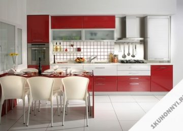 Кухня 707 фото