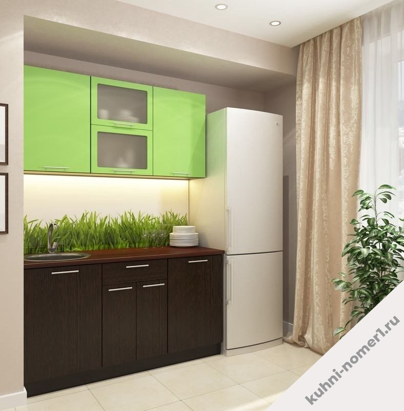 Кухня 70 фото