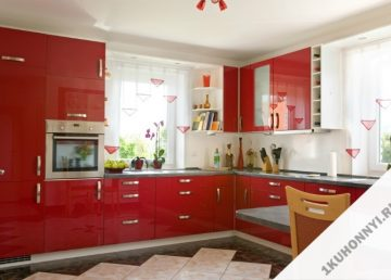 Кухня 712 фото