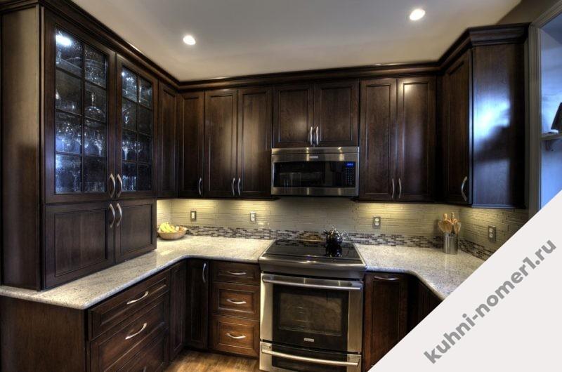 Кухня 738 фото