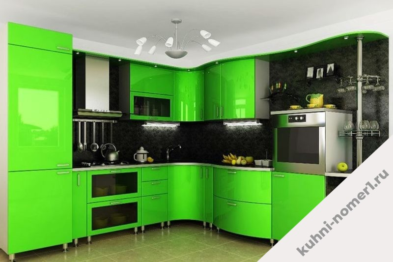Кухня 748 фото