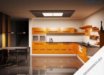 Кухня 766 фото