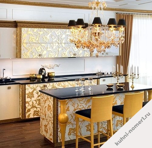Кухня 777 фото
