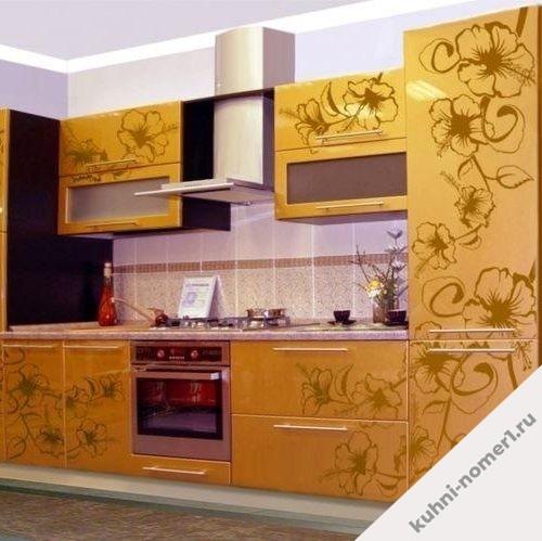 Кухня 787 фото