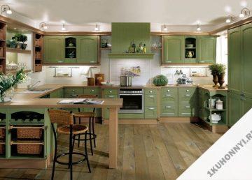 Кухня 791 фото