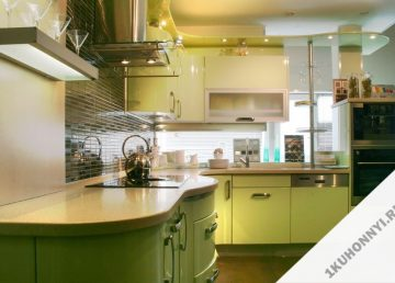 Кухня 793 фото