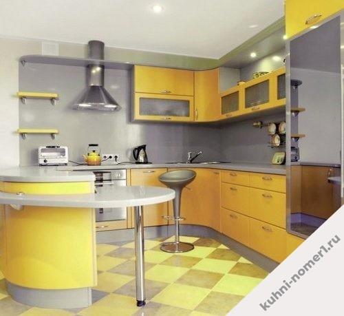 Кухня 801 фото
