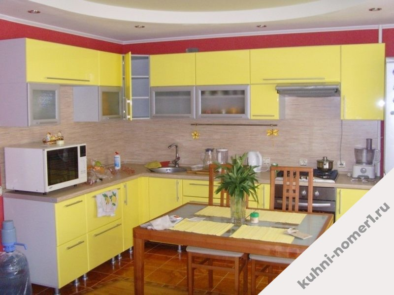 Кухня 804 фото