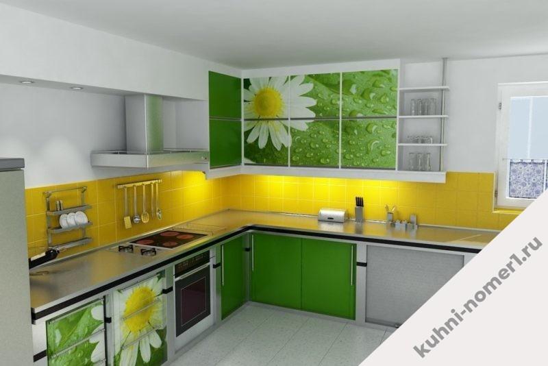Кухня 822 фото