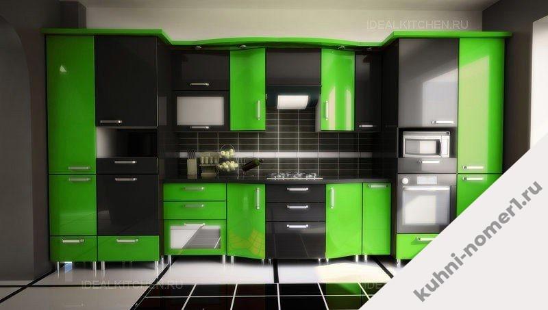 Кухня 827 фото