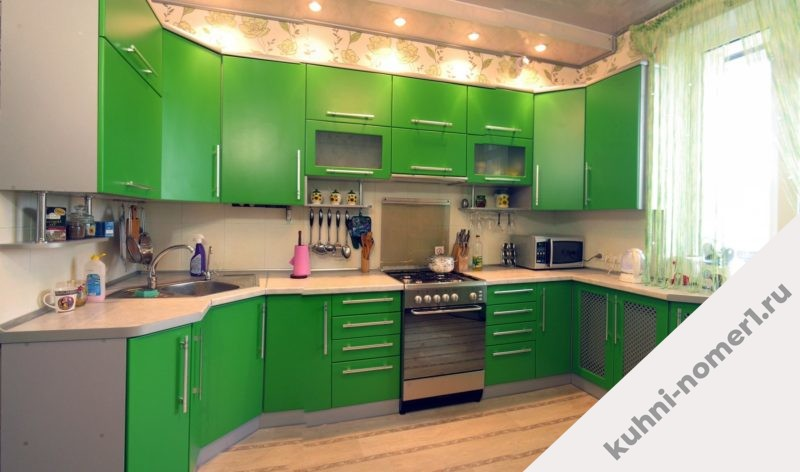Кухня 829 фото