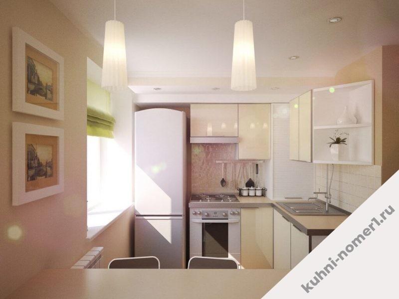 Кухня 82 фото