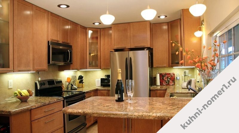 Кухня 850 фото