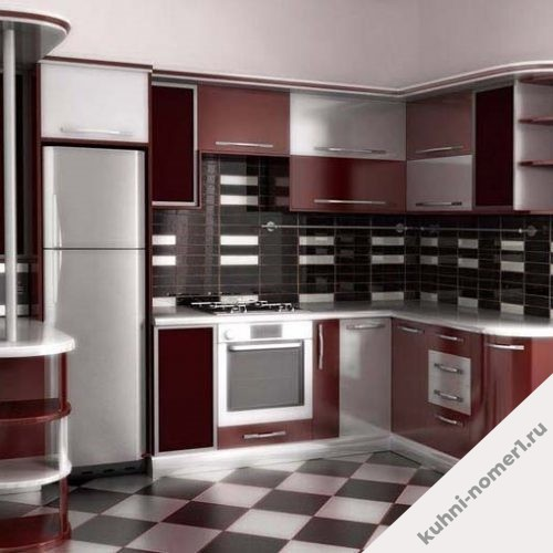 Кухня 855 фото