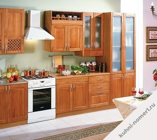 Кухня 878 фото