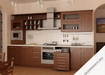 Кухня 879 фото
