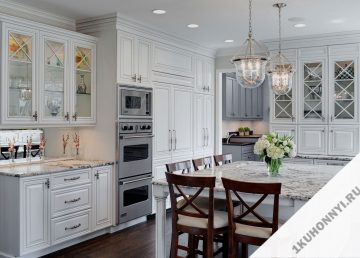 Кухня 891 фото