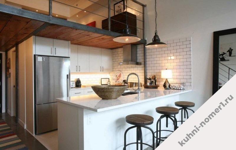 Кухня 910 фото