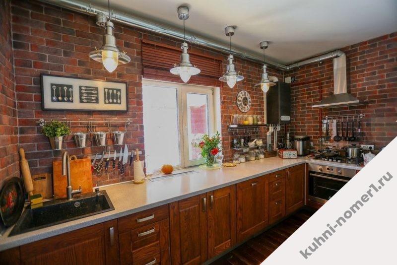 Кухня 912 фото
